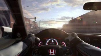 Honda TV Spot, 'Racing at Heart' [T1] - Thumbnail 6