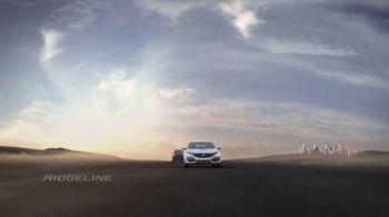 Honda TV Spot, 'Racing at Heart' [T1] - Thumbnail 7