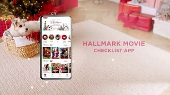 Hallmark Movie Checklist App TV Spot, 'Stay up to Date'