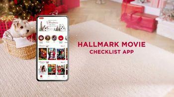 Hallmark Movie Checklist App TV Spot, 'Stay up to Date' - Thumbnail 2