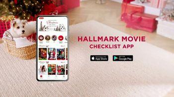 Hallmark Movie Checklist App TV Spot, 'Stay up to Date' - Thumbnail 3