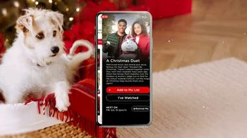Hallmark Movie Checklist App TV Spot, 'Stay up to Date' - Thumbnail 5