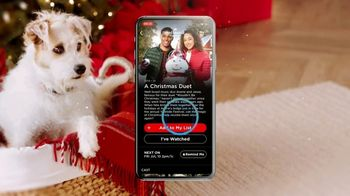 Hallmark Movie Checklist App TV Spot, 'Stay up to Date' - Thumbnail 6