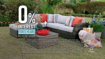 Ashley HomeStore Grand Reopening Event TV Spot, 'Virtual Appointments' - Thumbnail 4