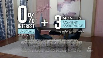 Ashley HomeStore Grand Reopening Event TV Spot, 'Virtual Appointments' - Thumbnail 5