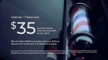 Comcast Business TV Spot, 'Bounce Forward: $35' - Thumbnail 9
