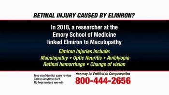 Pulaski Law Firm TV Spot, 'Retinal Injury Caused by Elmiron?' - Thumbnail 9