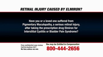 Pulaski Law Firm TV Spot, 'Retinal Injury Caused by Elmiron?' - Thumbnail 4