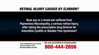Pulaski Law Firm TV Spot, 'Retinal Injury Caused by Elmiron?' - Thumbnail 6