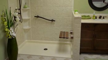 Luxury Bath Technologies Bath Makeover Event TV Spot, 'Bathing Safety' - Thumbnail 2