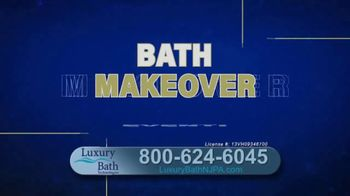 Luxury Bath Technologies Bath Makeover Event TV Spot, 'Bathing Safety' - Thumbnail 5