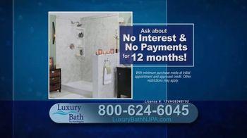 Luxury Bath Technologies Bath Makeover Event TV Spot, 'Bathing Safety' - Thumbnail 6