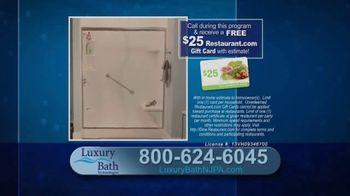 Luxury Bath Technologies Bath Makeover Event TV Spot, 'Bathing Safety' - Thumbnail 8