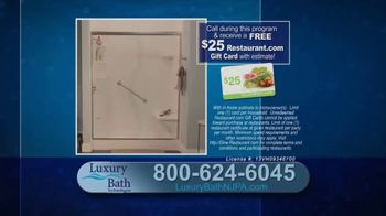 Luxury Bath Technologies Bath Makeover Event TV Spot, 'Transformation in One Day' - Thumbnail 8