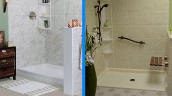 Luxury Bath Technologies Bath Makeover Event TV Spot, 'Transformation in One Day' - Thumbnail 3