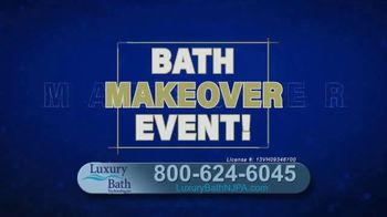 Luxury Bath Technologies Bath Makeover Event TV Spot, 'Transformation in One Day' - Thumbnail 6
