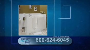 Luxury Bath Technologies Bath Makeover Event TV Spot, 'Transformation in One Day' - Thumbnail 7