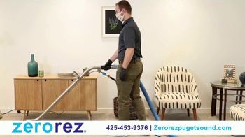 Zerorez TV Spot, 'Your Home Health Expert: 3 Rooms for $149'