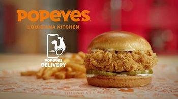 Popeyes TV Spot, 'Food Network: Making a Chicken Sandwich' - Thumbnail 9
