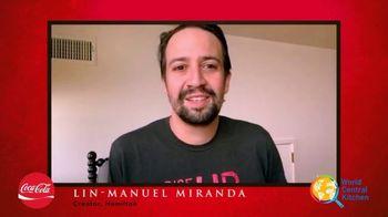 Coca-Cola TV Spot, 'Dinner and a Musical' Featuring Lin-Manuel Miranda - Thumbnail 1