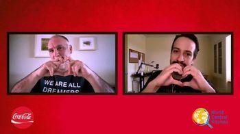 Coca-Cola TV Spot, 'Dinner and a Musical' Featuring Lin-Manuel Miranda - Thumbnail 8
