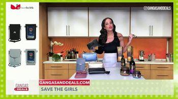 Gangas & Deals TV Spot, 'Save the Girls y Mococcan Gold Series' con Aleyda Ortiz [Spanish] - Thumbnail 2