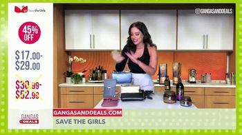 Gangas & Deals TV Spot, 'Save the Girls y Mococcan Gold Series' con Aleyda Ortiz [Spanish] - Thumbnail 4