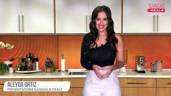 Gangas & Deals TV Spot, 'Nuevos productos' con Aleyda Ortiz [Spanish]