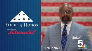 Folds of Honor Foundation TV Spot, 'NBC 5: Join the Mission' - Thumbnail 1
