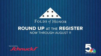 Folds of Honor Foundation TV Spot, 'NBC 5: Join the Mission' - Thumbnail 2