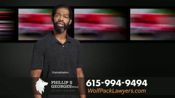 Phillip S. Georges, PLLC TV Spot, 'Boom: Rear-Ended' - Thumbnail 1