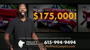 Phillip S. Georges, PLLC TV Spot, 'Boom: Rear-Ended' - Thumbnail 3