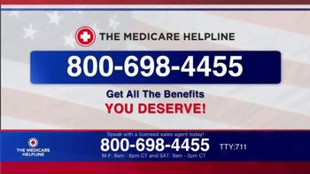 The Medicare Helpline TV Spot, 'Attention, Anyone on Medicare' Featuring Mike Ditka - Thumbnail 6