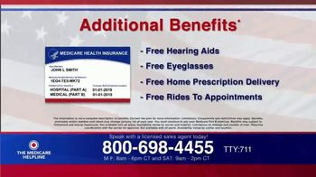 The Medicare Helpline TV Spot, 'Attention, Anyone on Medicare' Featuring Mike Ditka - Thumbnail 1