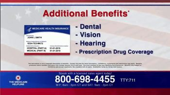 The Medicare Helpline TV Spot, 'Attention, Anyone on Medicare' Featuring Mike Ditka - Thumbnail 5