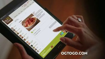 Olive Garden ToGo TV Spot, 'All Your Favorites'