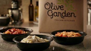 Olive Garden ToGo TV Spot, 'All Your Favorites' - Thumbnail 1