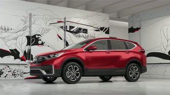 2020 Honda CR-V EX TV Spot, 'Honda CR-V vs. Subaru Forester'  [T2] - Thumbnail 7