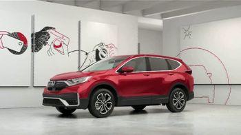 2020 Honda CR-V EX TV Spot, 'Honda CR-V vs. Subaru Forester'  [T2] - Thumbnail 1
