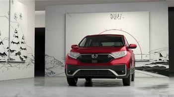 2020 Honda CR-V EX TV Spot, 'Honda CR-V vs. Subaru Forester'  [T2] - Thumbnail 2