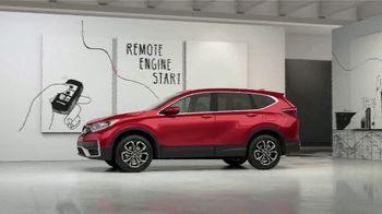 2020 Honda CR-V EX TV Spot, 'Honda CR-V vs. Subaru Forester'  [T2] - Thumbnail 4
