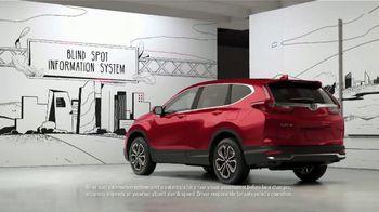 2020 Honda CR-V EX TV Spot, 'Honda CR-V vs. Subaru Forester'  [T2] - Thumbnail 5