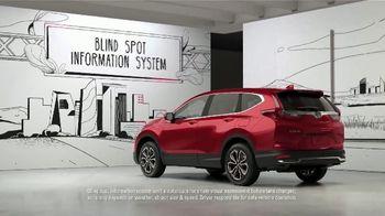 2020 Honda CR-V EX TV Spot, 'Honda CR-V vs. Subaru Forester'  [T2] - Thumbnail 6