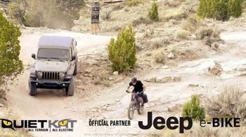 QuietKat TV Spot, 'Anywhere, Anytime' - 162 commercial airings