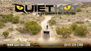 QuietKat TV Spot, 'Anywhere, Anytime' - Thumbnail 9