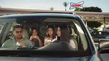 Sonic Drive-In BBLT TV Spot, 'Probando el tocino' [Spanish]
