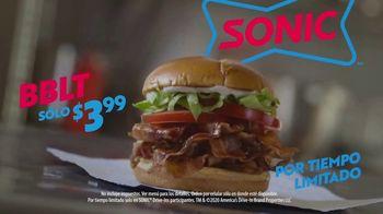 Sonic Drive-In BBLT TV Spot, 'Probando el tocino' [Spanish] - Thumbnail 9