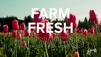 The Bouqs Company TV Spot, 'Farm Fresh Flowers: 25% Off in June' - Thumbnail 3