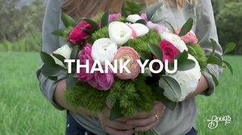 The Bouqs Company TV Spot, 'Farm Fresh Flowers: 25% Off in June' - Thumbnail 5