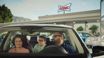 Sonic Drive-In Lemonberry Slush Float TV Spot, 'Slush Pool' - Thumbnail 1